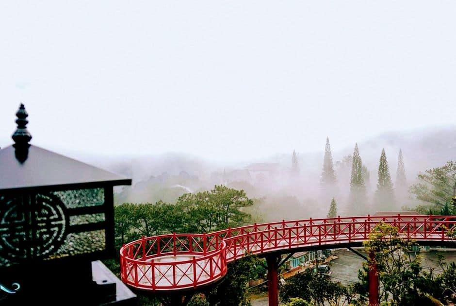 Cổng trời Đà Lạt View