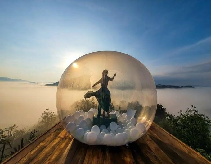 du lịch săn mây tại Đà Lạt mới toanh