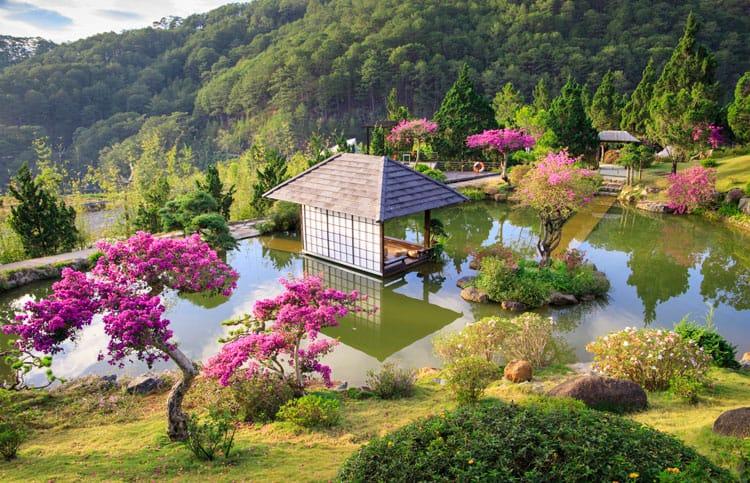 Địa Điểm Du Lịch QUE Garden Đà Lạt