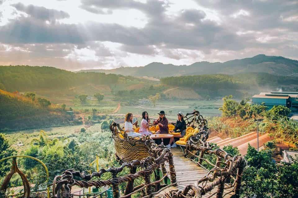 Thúy Thuận Coffee Đà Lạt