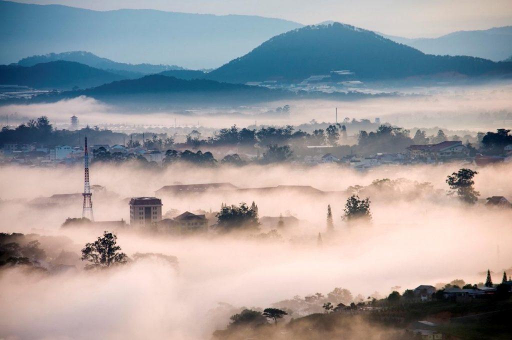 Trại Mát địa điểm du lịch Đà Lạt