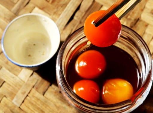 Cách làm trứng gà mật ong tốt cho tinh trùng