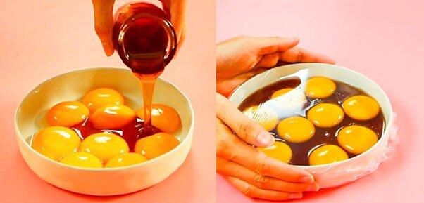 ăn trứng gà ngâm mật ong vào lúc nào để tăng cân