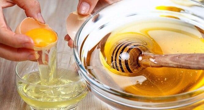 cách bảo quản mặt nạ trứng gà mật ong