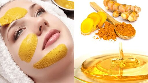 mặt nạ trứng gà mật ong nghệ
