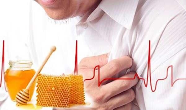Nâng cao sức khỏe tim mạch bằng mật ong